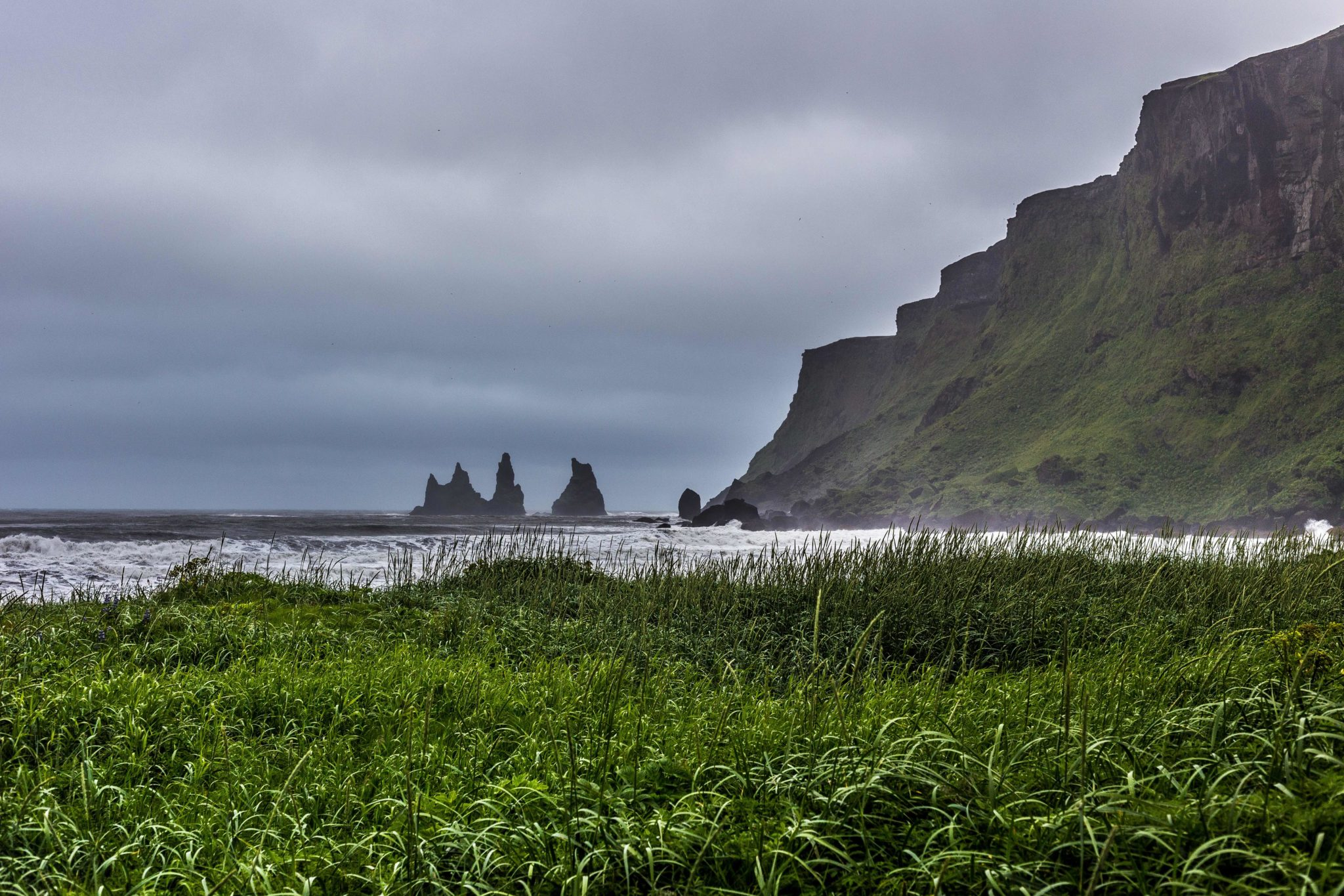 Black Beaches | Vík, Iceland
